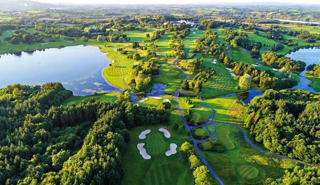 SITUATED at Ballyconnell in County Cavan, Slieve Russell Hotel, Golf &Country Club has become one of only a handful of clubs around the world to be endorsed by the PGA. It has become only the eighth 'PGA National Ireland' resort, with the hotel providing luxury accommodation alongside its championship course...