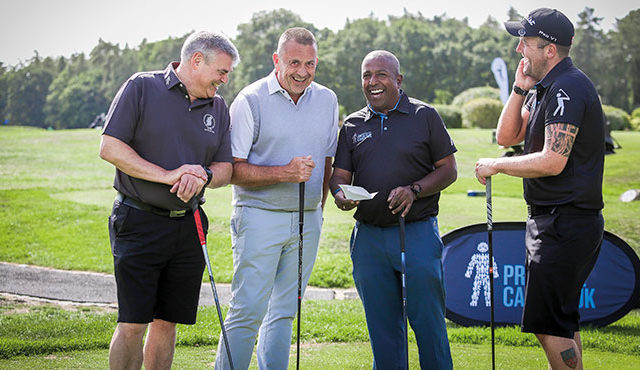 How Prostate Cancer UK is using golf to save men's lives... read more...