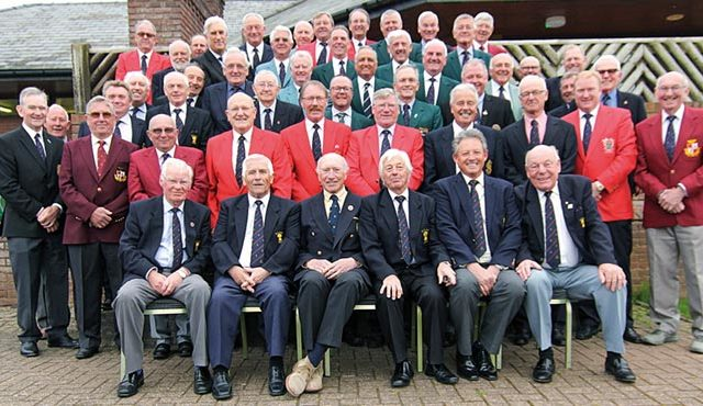 Captains Society marks 25th year
