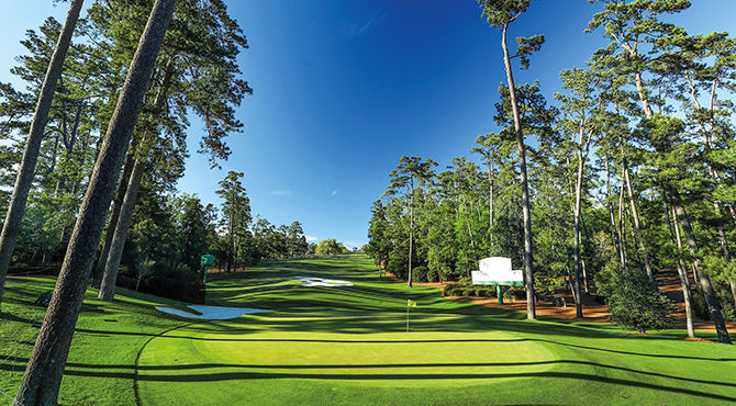 New Augusta Am 'puts women's golf centre stage'