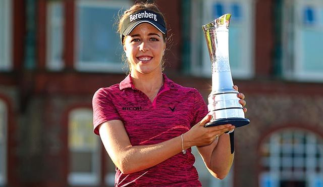 Major champ Karen Stupples says Hall's Women's British Open win is huge boost