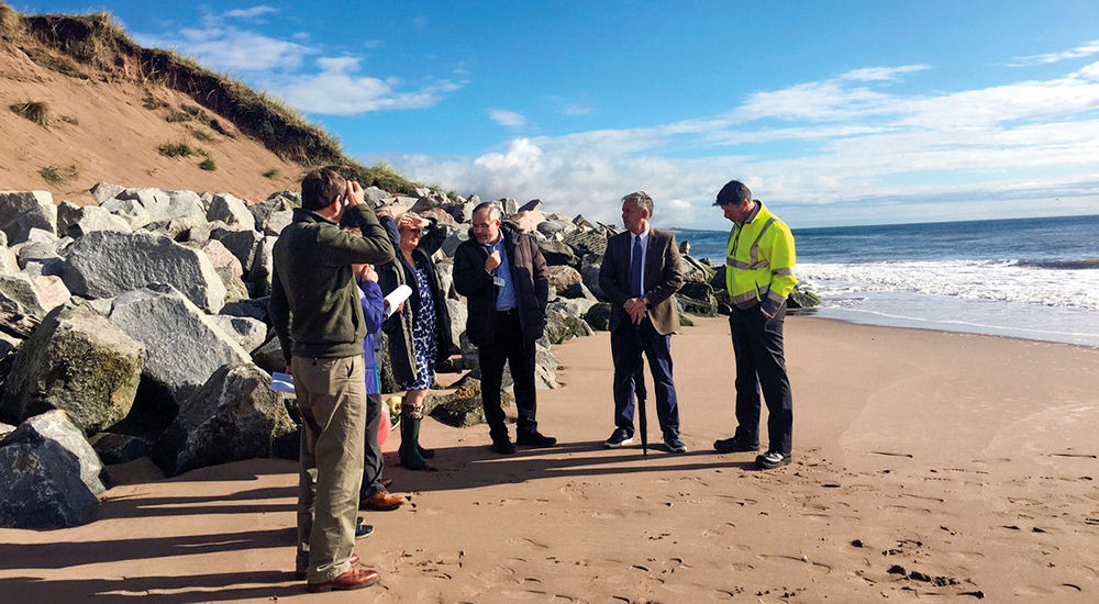 UK golf clubs are under serious 'threat' from coastal erosion