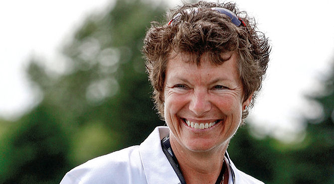 Walker named Jnr Solheim Cup skipper