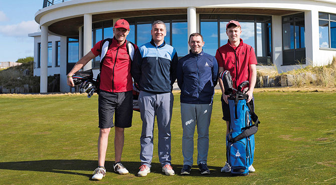 Caddies Sought For Role at Castle Stuart