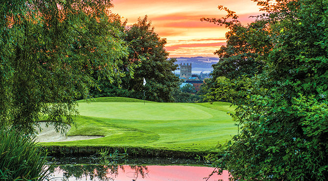 Gloucestershire venue Tewkesbury Park has been given a multi-million pound overhaul to enhance its golf break offering with new accommodation