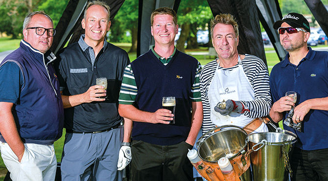 Burhill GC will stage the fourth leg of the Golf, Guinness & Oyster Gathering 2018 when the world series heads to the UK in June.