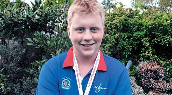 Special Olympics call for England Golf ambassador Warren