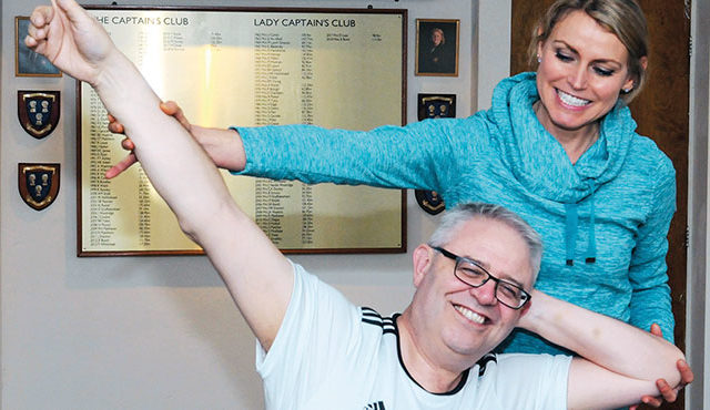Pilates classes are 'life changing' at club