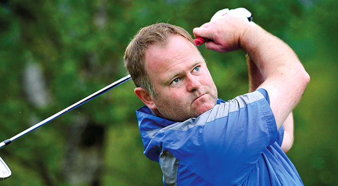 Scottish Golf 'a shambles', says former tour pro