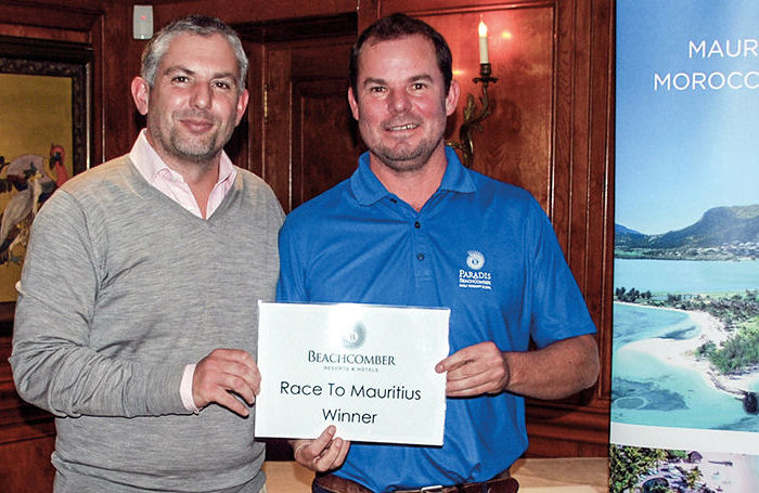 Foxhills member off to mauritius after winning new beachcomber competition