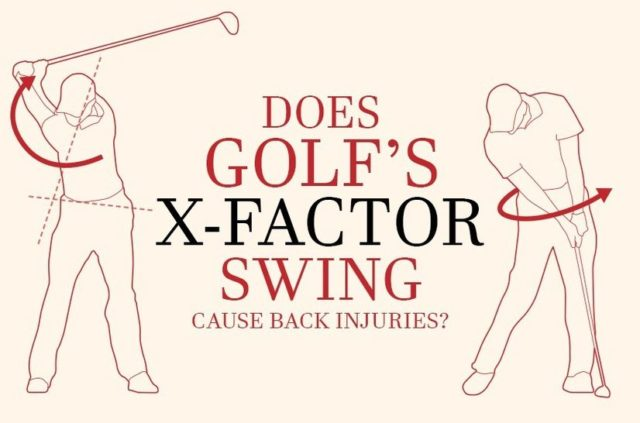 Does the modern golf swing cause back injuries?